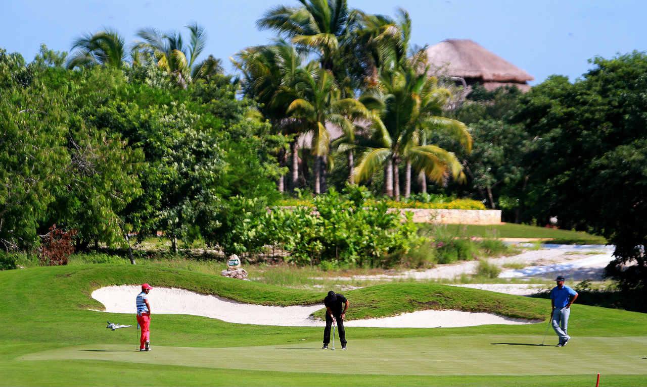 Campeche Golf Classic Día 2