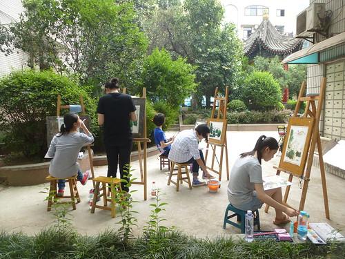 CH-Xian-Parc-Porte Sud (8)