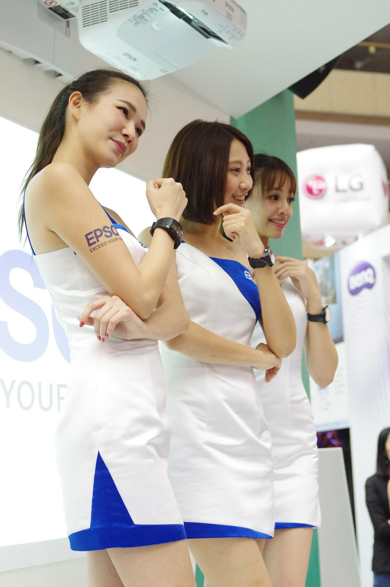 2015 台北資訊月亂拍