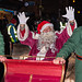 28 nov 15 Father Christmas in Parade