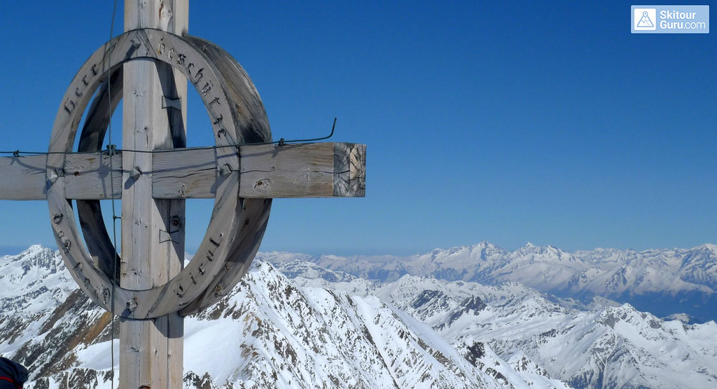 Hinterer Seelenkogel Ötztaler Alpen / Alpi Venoste Österreich foto 19