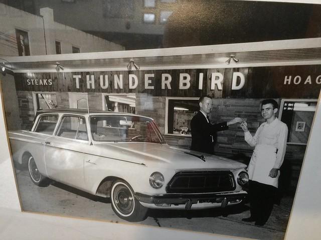 Thunderbird Restaurant Broomall PA