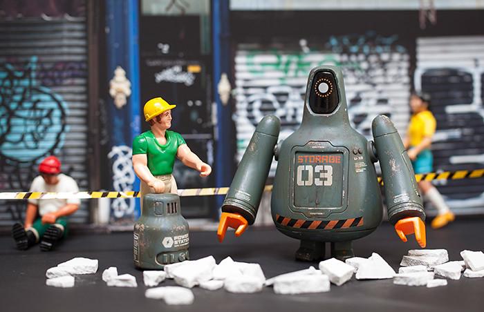 Freeman Robotics by Christopher Lee