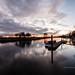 Evening Sky by (decipher shot) Steve