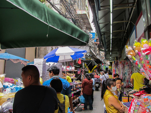 Bangkok: Chinatown