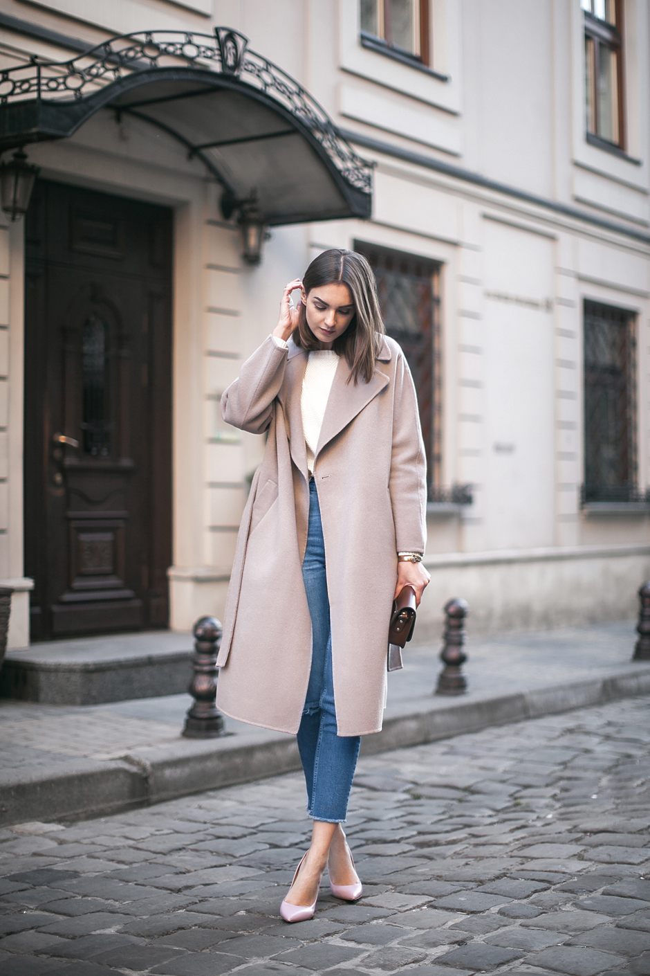 dusty-pink-coat-outfit-skinny-jeans