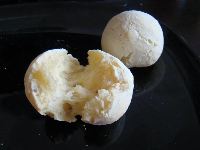 """""""Pão de Queijo"""" Vegano"""