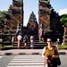 Bali 2015, Pura Puseh Temple Batuan, temple crosswalk WM