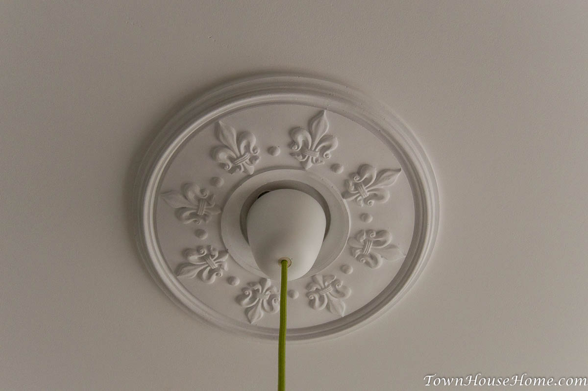 Living room medallion
