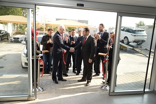 Sardar Trading Agencies Unveils New Jaguar Land Rover Showrooms and Service Centre in Baghdad, Iraq