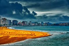 San Lorenzo Beach - Gijón