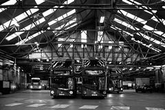 Leyton bus depot