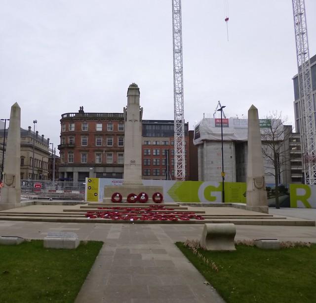 Manchester Cenotaph 2015