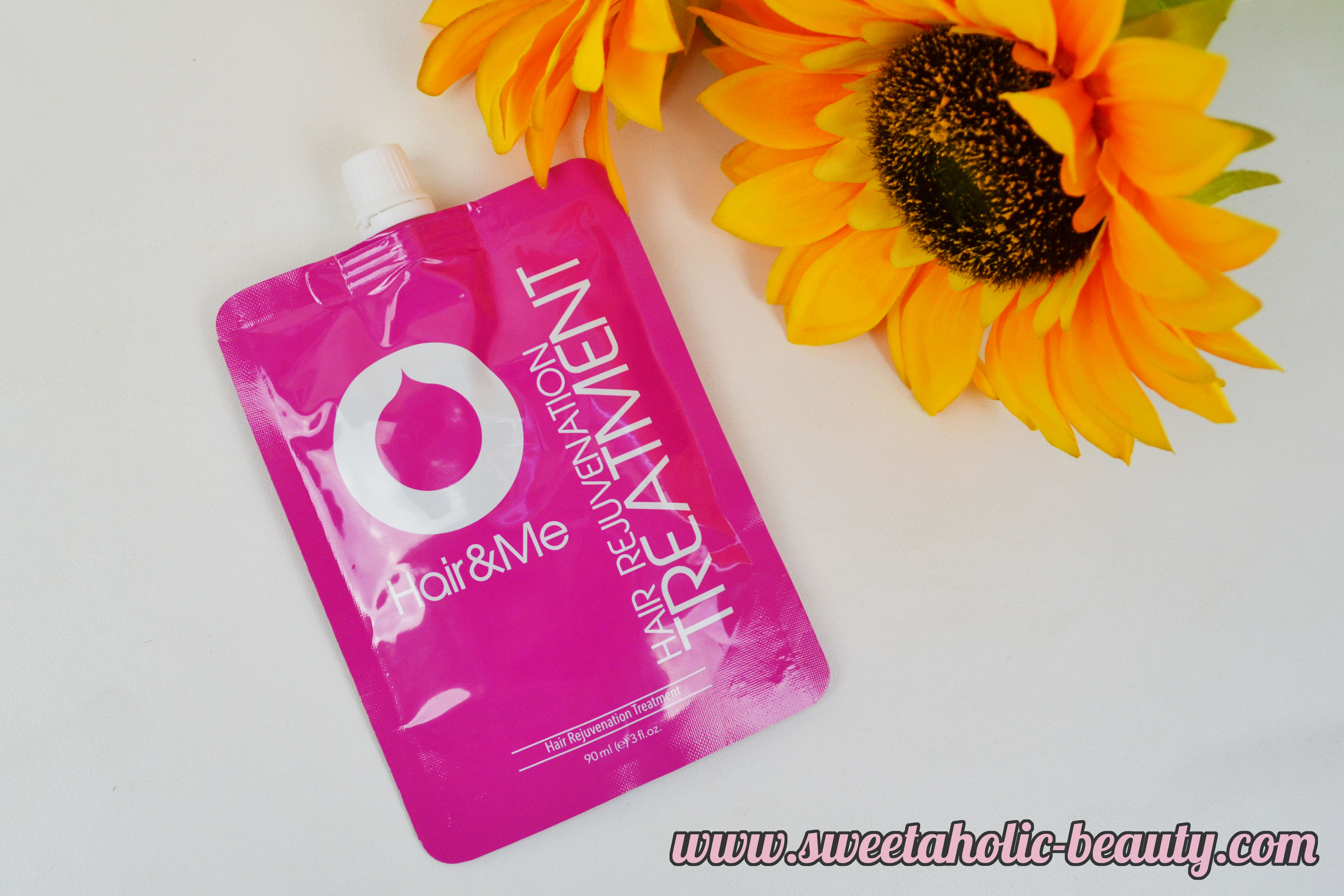 Hair & Me Hair Rejuvenation Treatment Review - Sweetaholic Beauty