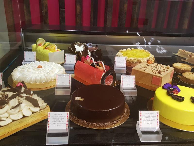 Nadege cakes