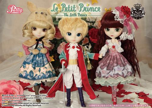 Petite Prince dolls