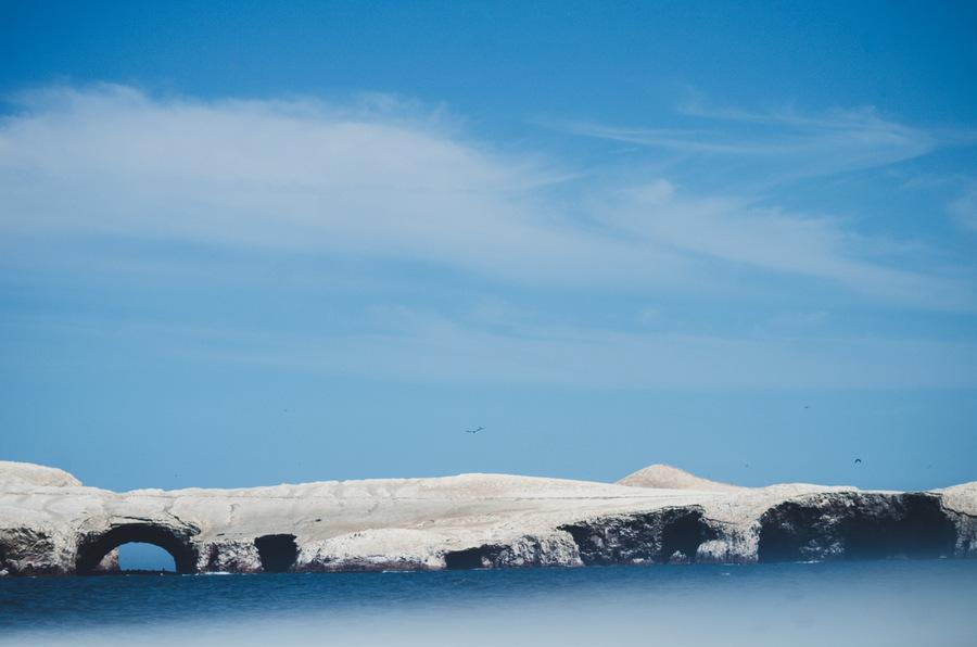wyspy ballestas