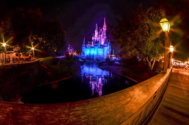 Blue Pink castle