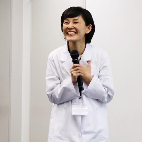 同じく大塚製薬で、今回のカロリーメイトゼリーを担当された矢田さん #カロリーメイトアンバサダー
