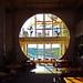 Cafe At Arcosanti by Roger Rua