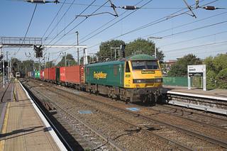 90046 at Ipswich