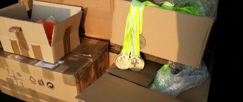 Přátelé, kamarádi... My vám ty medaile přivezeme! Poslední instrukce k závodu 2. Starobělské Lurdy