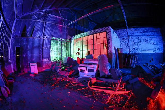 Abandoned Warehouse Redux III