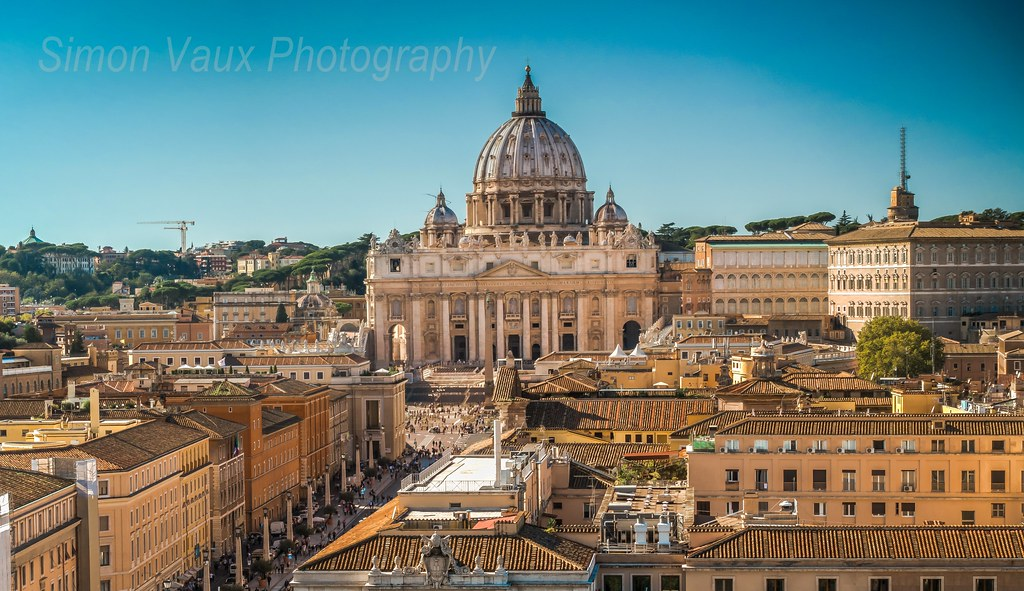 Rome Hotels Near Vatican