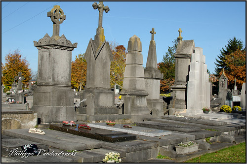 Old cemetery Ronse