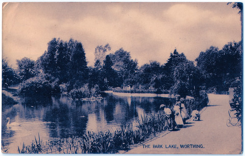 Worthing - The Park Lake