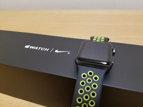 Apple Watch 2 Nike+