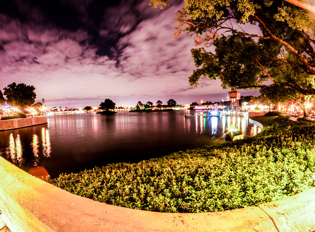 World Showcase night