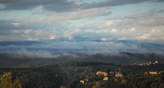 Mood and mist, Fujifilm FinePix S2950