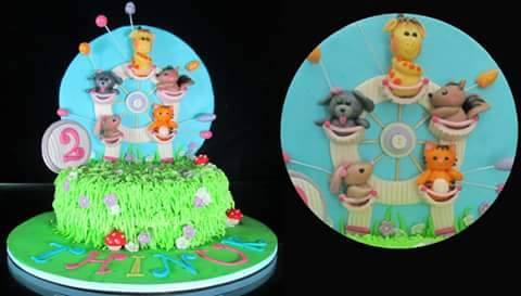 Cake by Bhashini Jayawickrama Gunaratne