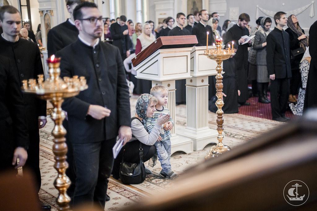27 Ноября 2016, Литургия в день памяти святого апостола Филлипа / 27 November 2016, Liturgy in remembrance day of the Holy Apostle and Philip