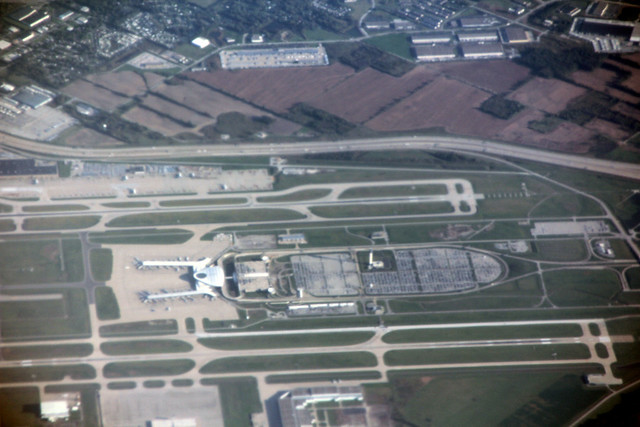 Indy Airport Terminal