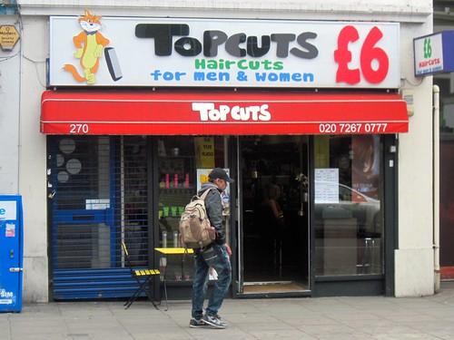 Topcuts! The