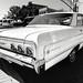 1964 Chevrolet Impala bw by hz536n/George Thomas