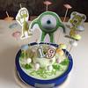 Ufo-Kuchen zum Geburtstag