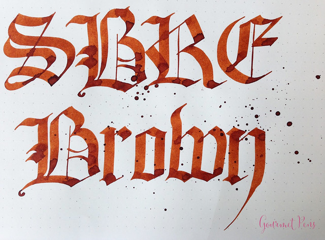 Ink Shot Review SBREBrown Ink @sbrebrown (7)