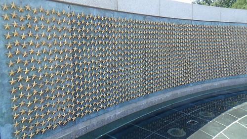 Washington DC WW2 Memorial July 15 14