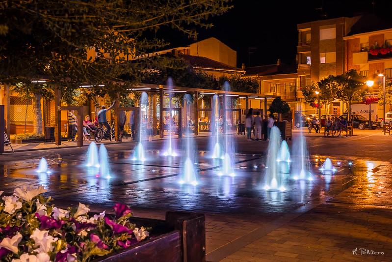 Fuente de la Plaza de la Madera - Santa María del Páramo