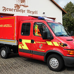 Gerätewagen FFW Arzell