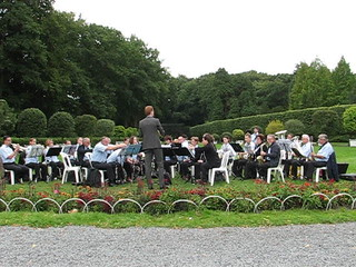 Harmonie EMM op Open Monumentendag Mattenburgh