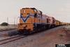 31 October 1993 AB1532 AA1516 RCH Wagons Narngulu by RailWA