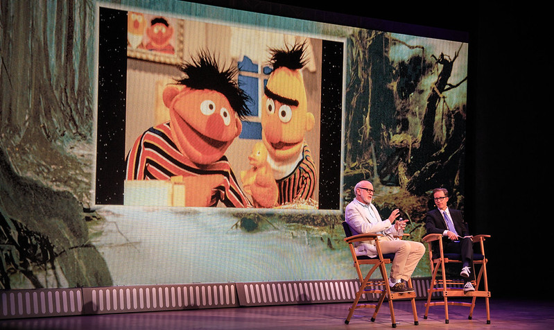 Disney's Human Element - A Conversation With Frank Oz