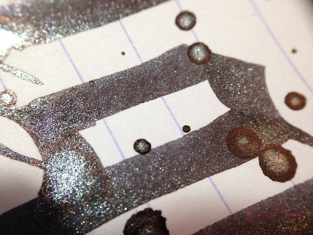Ink Shot Review Diamine Night Sky (10)