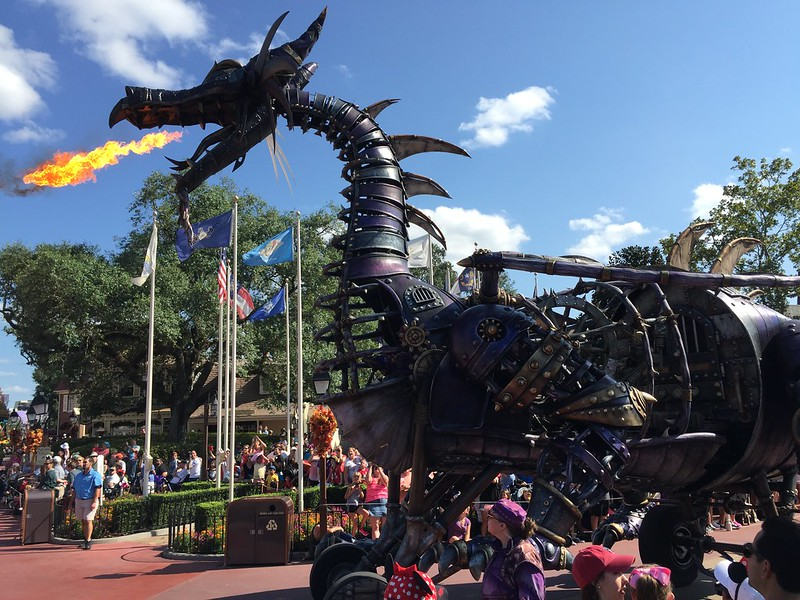 Magic Kingdom - Day 2