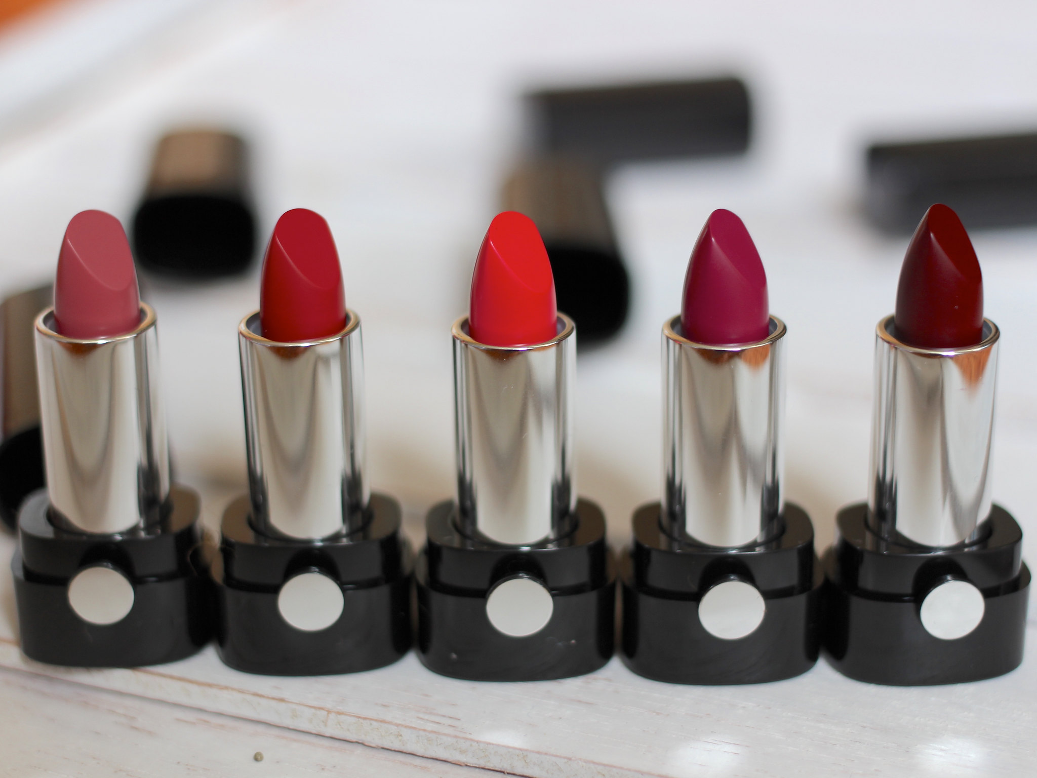 a265bd610aea Jules Darling  Marc Jacobs The Sofia Lip Crème Collection