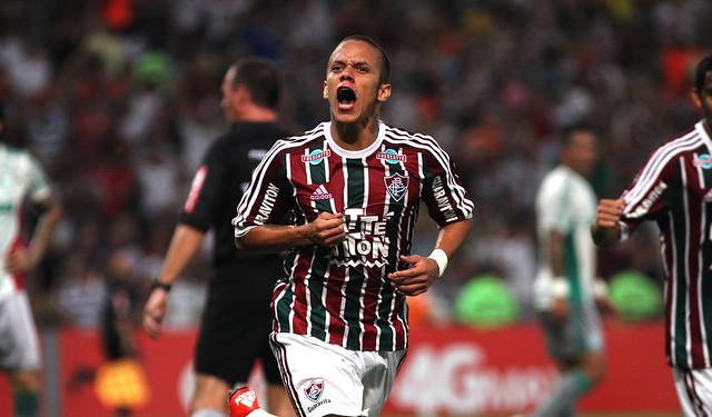 Fluminense x Palmeiras - 21/10/2015